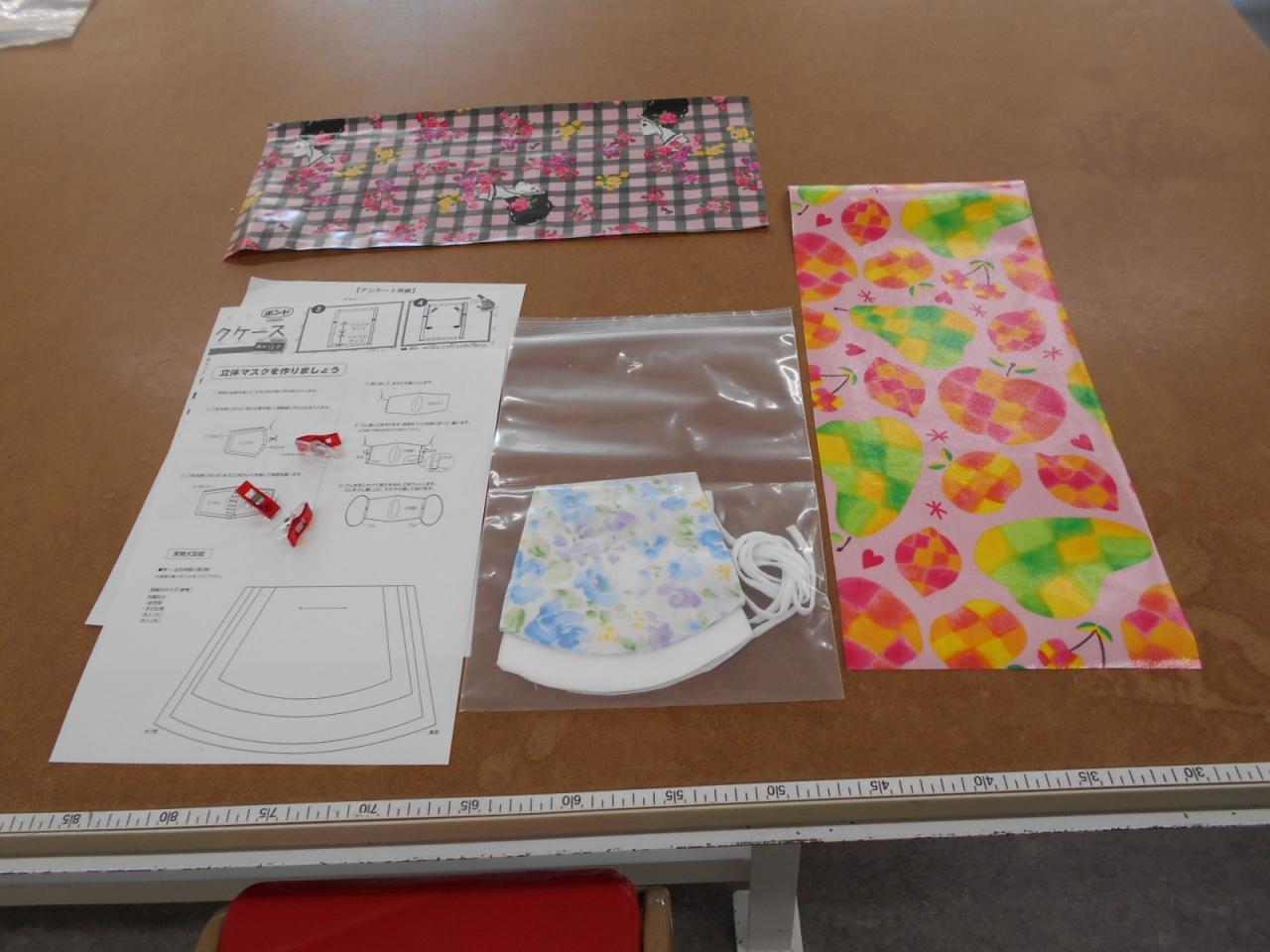 令和2年度生きがい就労センター女性部門縫製技能講習会を開催しました。